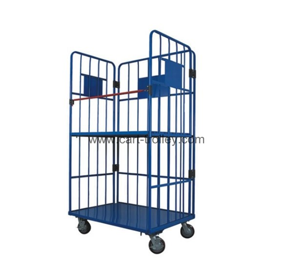 Logistic roll trolley